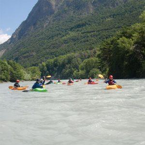 Corso di Kayak