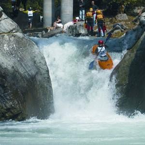 High Course Kayak