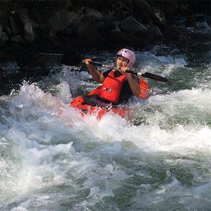 Corso di tecnica del Kayak fluviale