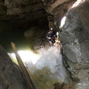 Canyoning  Rio Ania